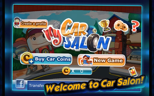 My Car Salon screenshot 1