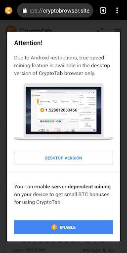 CryptoTab Browser Apk by CryptoCompany OU - wikiapk com