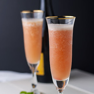 Prosecco Bellini Recipes.