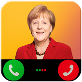 Call From Angela Merkel