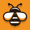 Mr Honey Bee Sky Maze Jump Fun icon