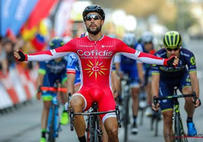 Bouhanni, leader de Cofidis pour la Vuelta