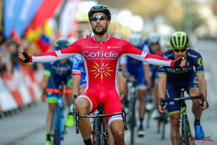 Tour de Yorkshire: Bouhanni prend la 2e étape