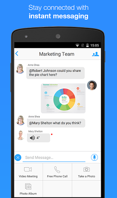 ZOOM Cloud Meetings - screenshot