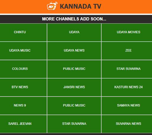 My Kannada TV screenshot 3