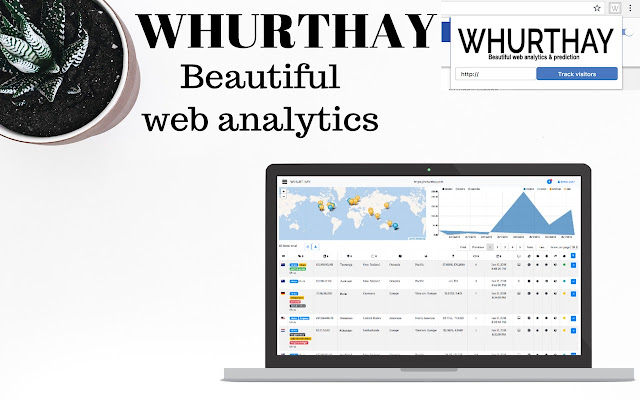 Whurthay web analytics