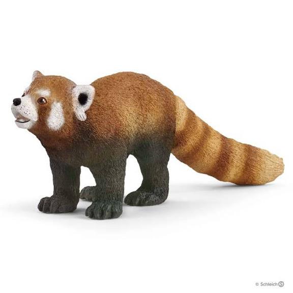 Contenido de Schleich® 14833 Panda Rojo