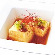 Miso Agedashi Tofu