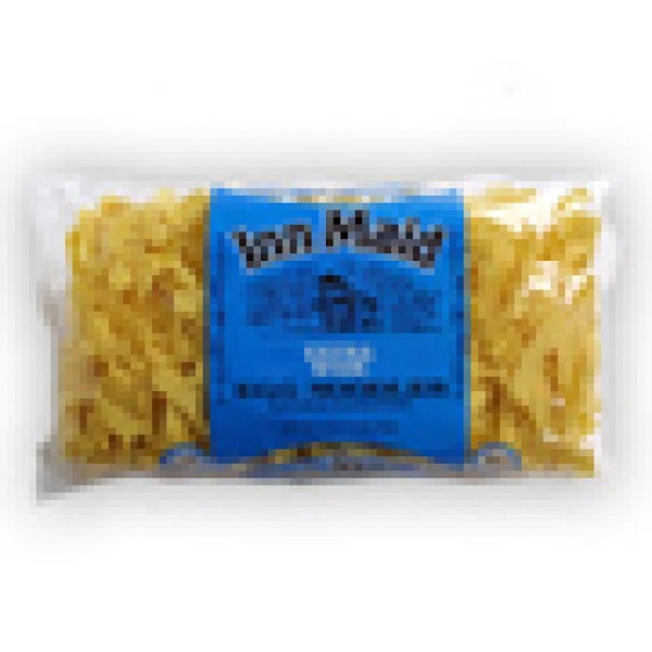 PREP EGG NOODLES PER PACKAGE THEN REMOVE NOODLES FROM STOVE WHEN ALDENTE, STRAIN OFF...