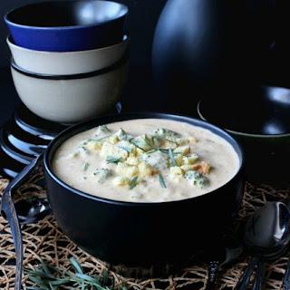 Healthy Broccoli Potato Soup