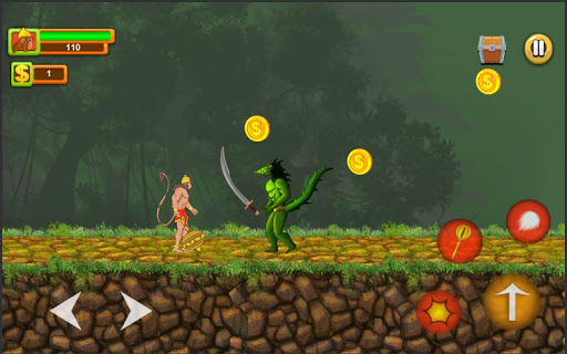 Hanuman Adventures Evolution 8 screenshots 9