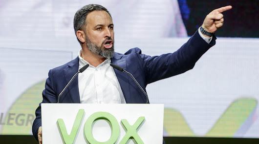 Santiago Abascal supera el coronavirus tras una semana de cuarentena