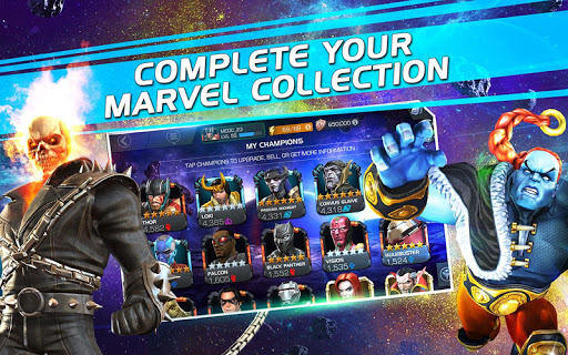 MARVEL Contest of Champions 21.0.0 Cheat screenshots 3