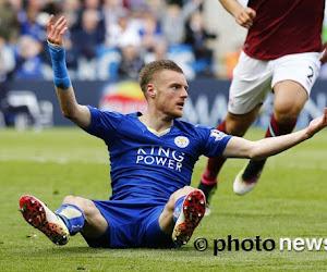 Le match du titre Man U - Leicester sans Vardy