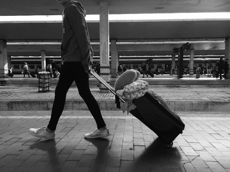 """""""Il più bel viaggio, è quello che non è stato ancora fatto"""" di ManuTella"""