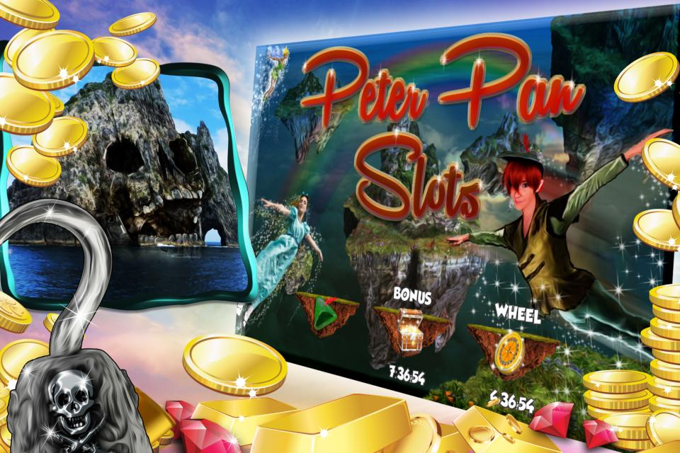 Slot machine peter pan