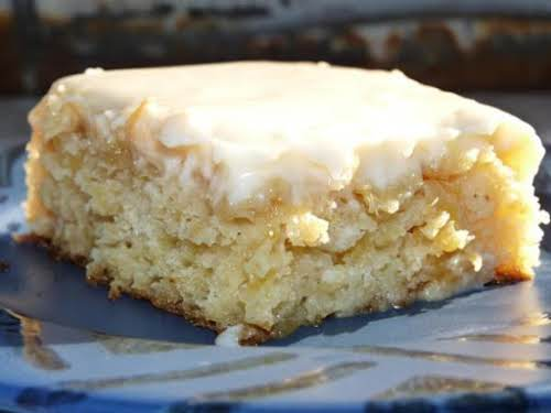 """Click Here for Recipe: Anti-Crabby Cake """"This is my kind of cake...."""