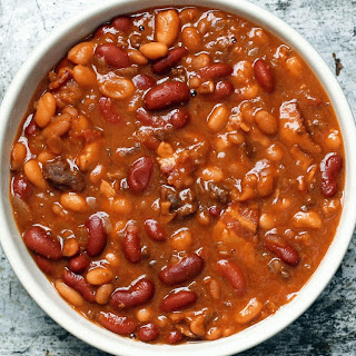 Slow Cooker Baked Beans With Ground Beef Recipes