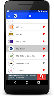 Radio Ireland FM- screenshot thumbnail