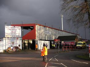 Photo: Broadhall Way Stadium, Stevenage FC, England
