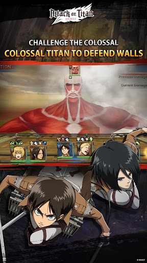 Attack on Titan: Assault screenshot 14
