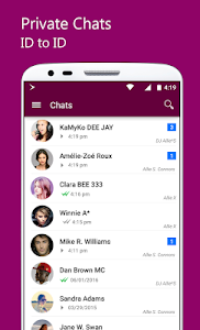 SYNchat Messenger screenshot 1