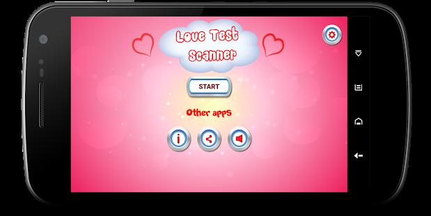 App Fingerprint Love Test Scanner Prank APK for Windows Phone