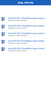 Download Soal PPG 2020 For PC Windows and Mac apk screenshot 4