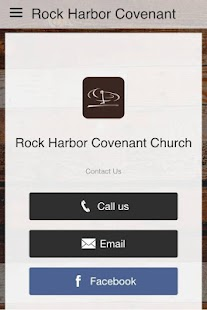 Rock Harbor Covenant Church- screenshot thumbnail