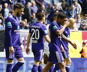 Anderlecht presque débarrassé d'un défenseur excédentaire