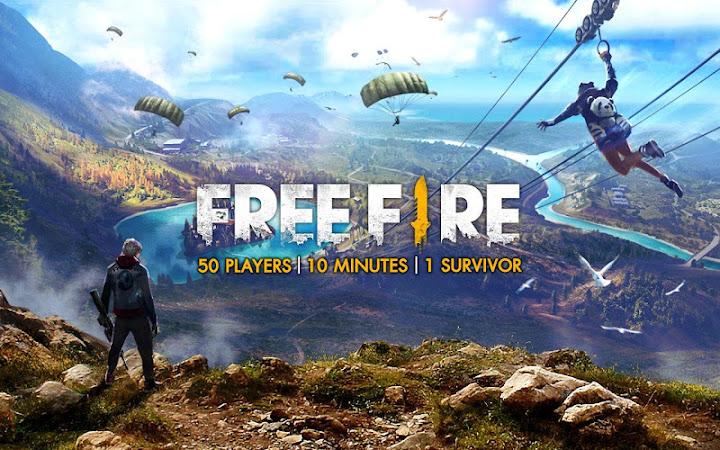 Garena Free Fire Android App Screenshot