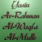 Quran:Yasin Rahman Waqia Mulk icon