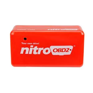Interfata de Tuning Chip Nitro OBD2 pentru motoare DIESEL