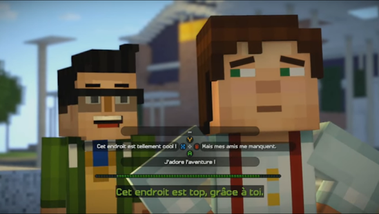 [Download Guide Minecraft Story Mode for PC] Screenshot 3