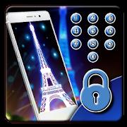 App paris night neon eiffel tower APK for Windows Phone