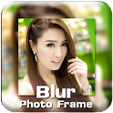 Square Blur Photo Effect icon