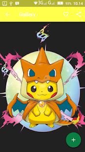 Cute Pikachu Wallpaper apk screenshot 3