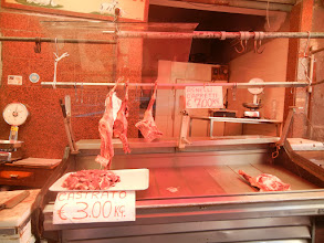 Photo: Ouch, fish market, Catania