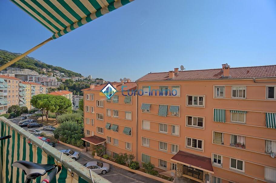 Vente appartement 2 pièces 39 m² à Beausoleil (06240), 260 000 €