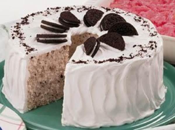My Oreo Cake Recipe