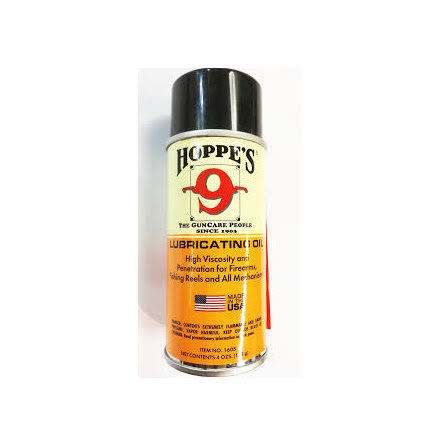 Hoppe's No9 Lubricating Oil