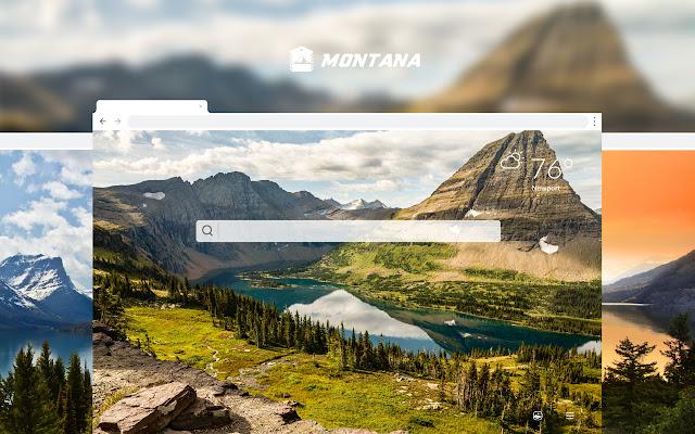 Montana HD Wallpapers New Tab