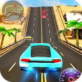 Racing Drift Traffic 3D