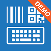Barcode Keyboard + NFC, Demo