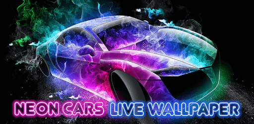 Neon Cars Live Wallpaper Apps On Google Play
