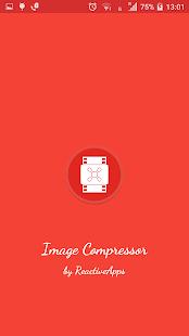 Image Compressor - náhled