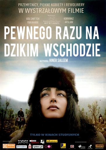 Przód ulotki filmu 'Pewnego Razu Na Dzikim Wschodzie'