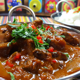 Beef Curry (slow cooker).