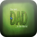 Fathers Day Card icon