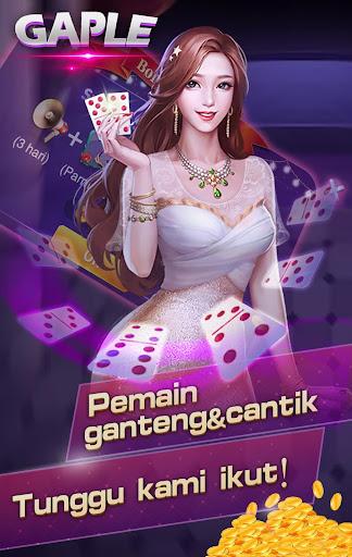 2020 Domino Gaplek Gaple Qiuqiu Remi Bandar Samgong Android App Download Latest